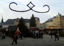 Weihnachtsmarkt im schönen Annaberg-Buchholz Corona - Storno