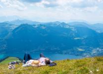 Salzkammergut und Bergwelt Dachstein