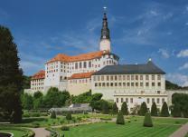 Parkführung auf Schloss Weesenstein