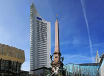 Leipzig mit Paulinum, Panorama-Tower & geselliger Stadtrundfahrt