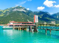 Laubfärbung am Achensee und Wilder Kaiser