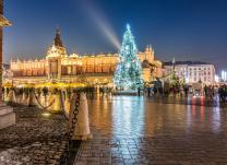Adventszauber in Krakau - die Stadt der Könige