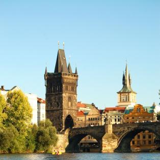 Prag - die Goldende Stadt