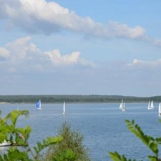 (Familien) - Ausflug zum Lausitzer Seenland – mit Schifffahrt auf 2 Seen