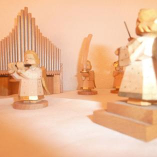Weihnachtslieder singen in der Dresdner Kreuzkirche