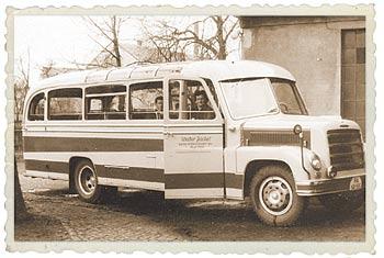 Jäckel Omnibusverkehr Großröhrsdorf