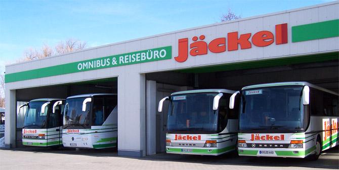Fuhrpark Reisebusse